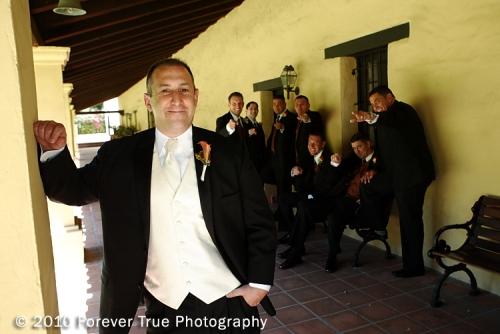 San Fernando Mission, Calamigos Equestrian, Southern California Wedding